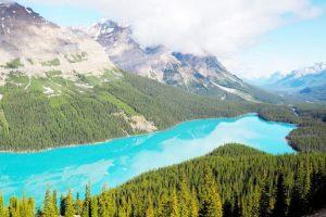 Banff Canadian Rockies Road Trip Itinerary