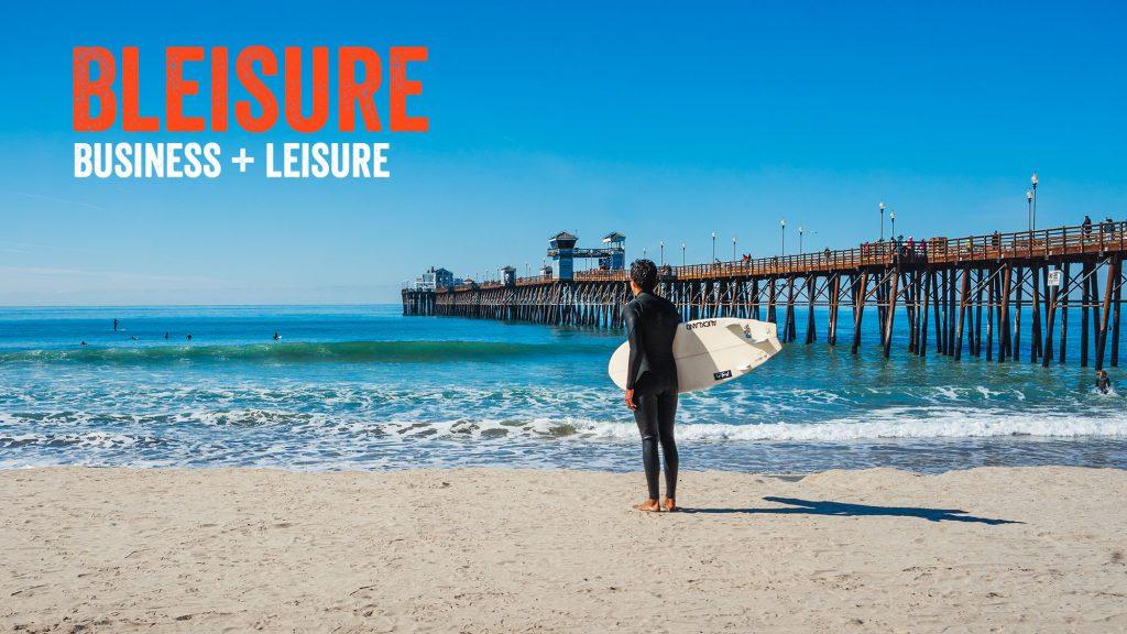 Bleisure Business Leisure Travel