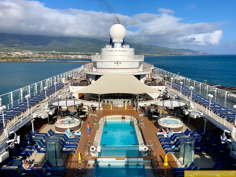 Review of NCL Pride of America cruise around Hawaii