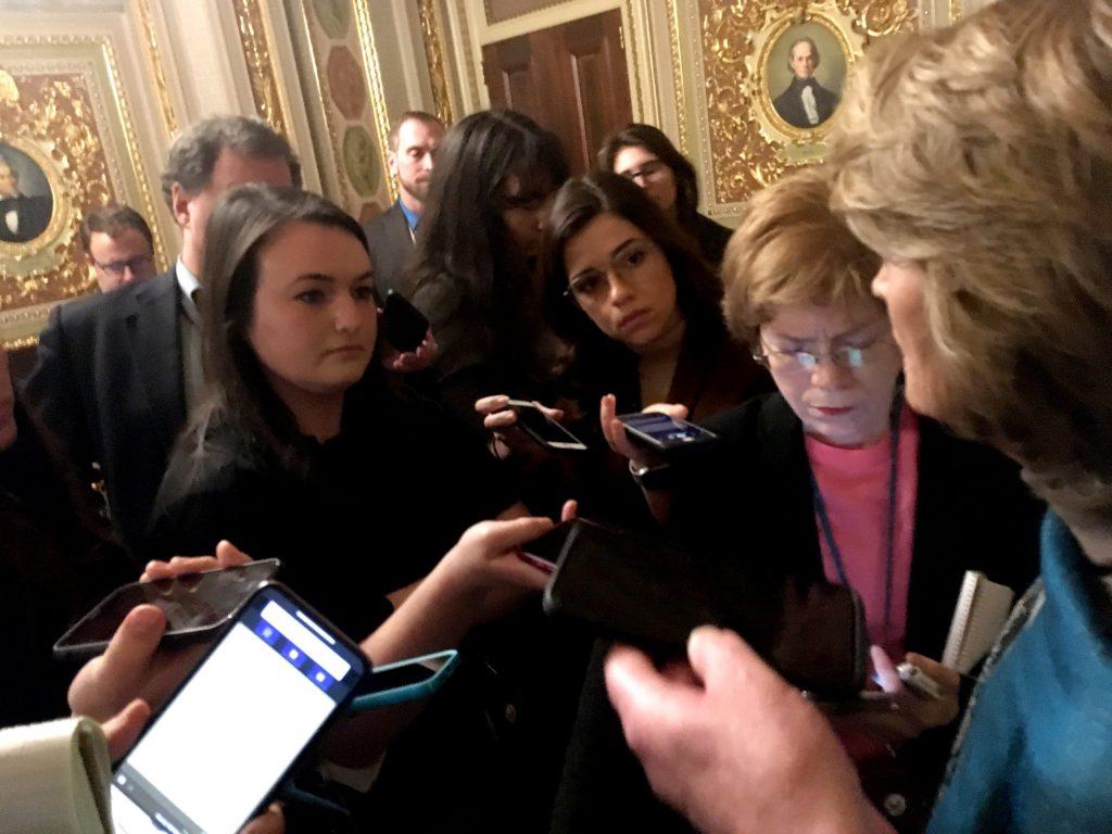 Murkowski: 'The president's behavior was shameful'