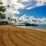 Aloha Friday Photo: Kahala Golden Sand Beach