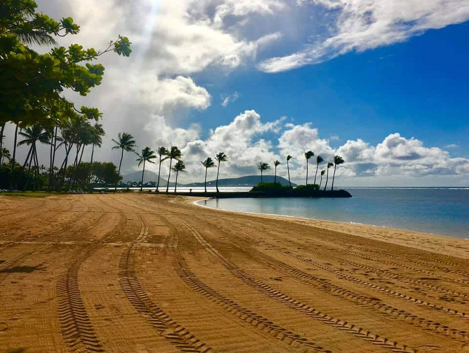 Aloha Friday Photo: Kahala Golden Sand Beach