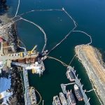 As spill response enters third week, oil continues to make its way into Port Valdez