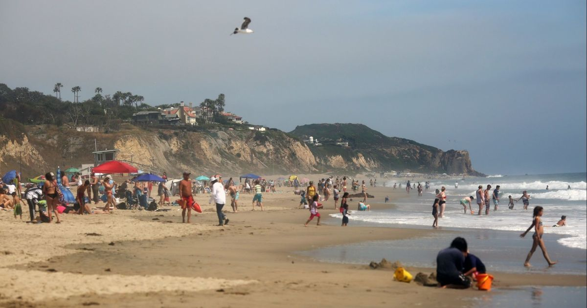 Op-Ed: Can Californians live without our access to sand and surf?