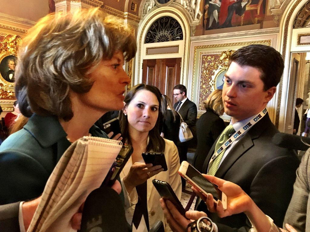 Murkowski praises DACA decision and revisits her controversial vote on impeachment witnesses