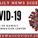 David Y. Ige   Hawaii COVID-19 Joint Information Center Daily News Digest, July 10, 2020