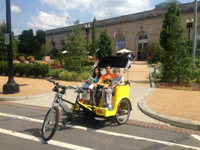 US Botanic Garden -- Places to see Washington DC