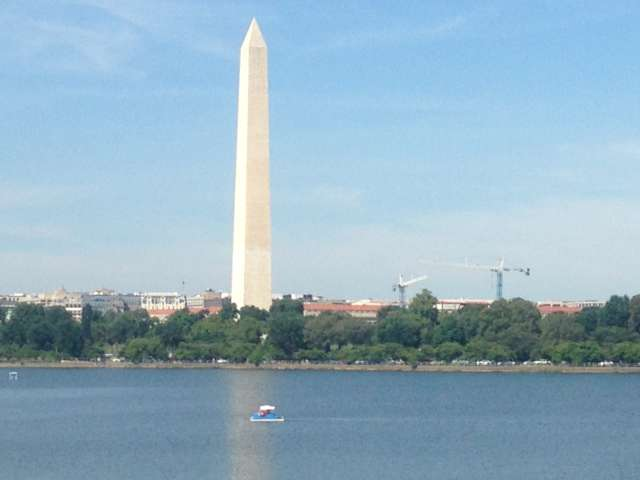 Things to Do in DC -- visit the Washington Monument