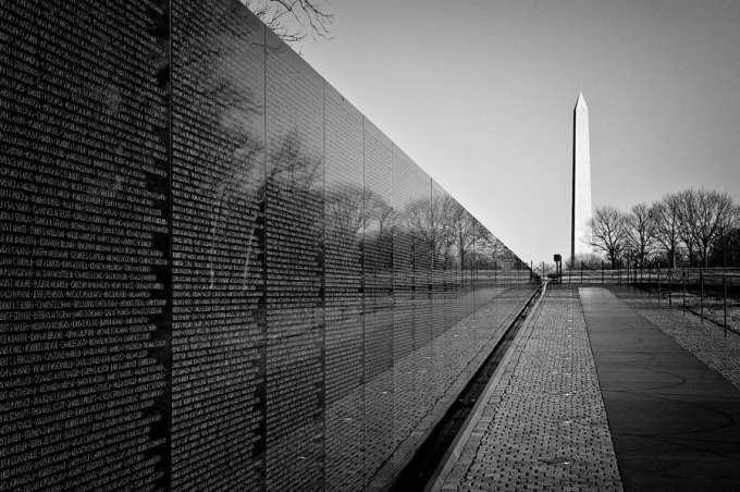 Vietnam Memorial Opening Hours