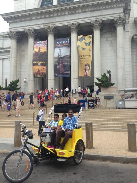 Smithsonian Opening Hours