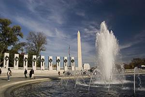 WWII Memorial Opening Hours