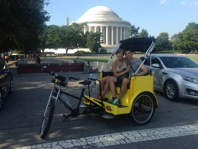 Jefferson Memorial Parking