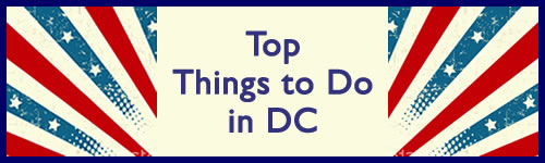 Top 5 Things to Do in Washington DC